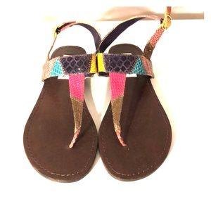 Steve Madden leather sandals size 7.5